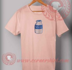 Milk Bottle T shirt