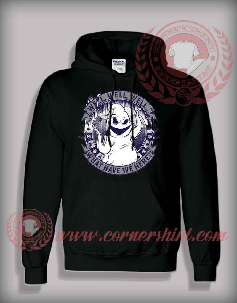 Nightmare Before Christmas Hoodie - Halloween Shirts For Adults
