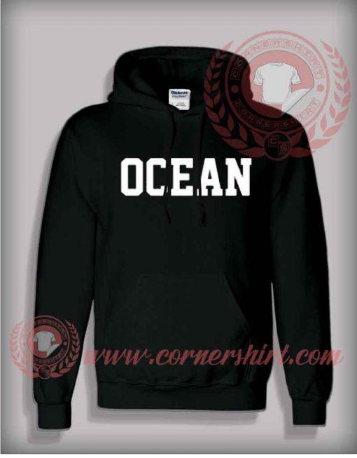 Ocean Pullover Hoodie