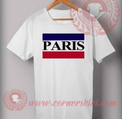 Paris Tumblr T shirt
