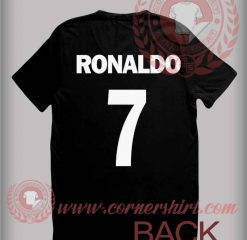 Ronaldo Cr Seven T shirt