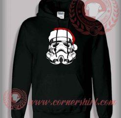 Santa's Trooper Christmas Pullover Hoodie