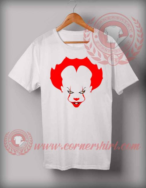 Scary Pennywise T Shirt