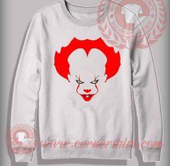 Scary Pennywise Sweatshirt