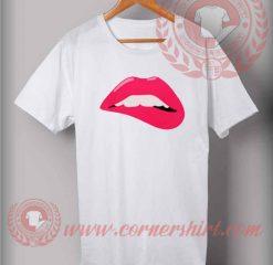 Sexy Kylie Jenner Lips T shirt