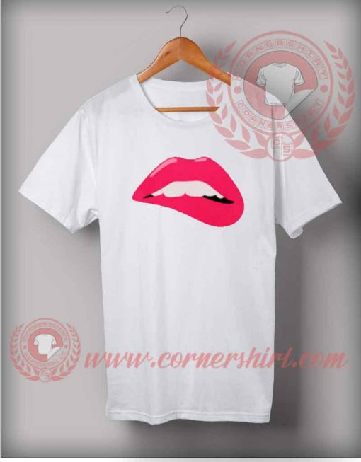 Sexy Kylie Jenner Lips T shirt