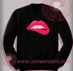 Sexy Lips Kylie Jenner Sweatshirt