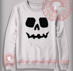 Skull Face Sweatshirt