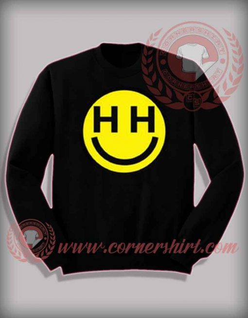 Smile Happy Emoji Sweatshirt