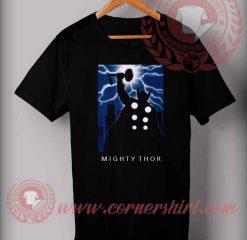 Style Lightning Silhouette T shirt