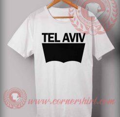 Tel Aviv Logo T shirt