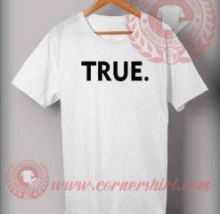 True Vrai T shirt