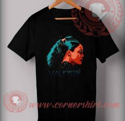 Valkyrie Sideview Headshot T shirt