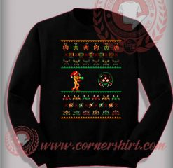 We Wish You A Metroit Christmas Sweatshirt