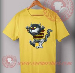 Wild Things Are T shirt
