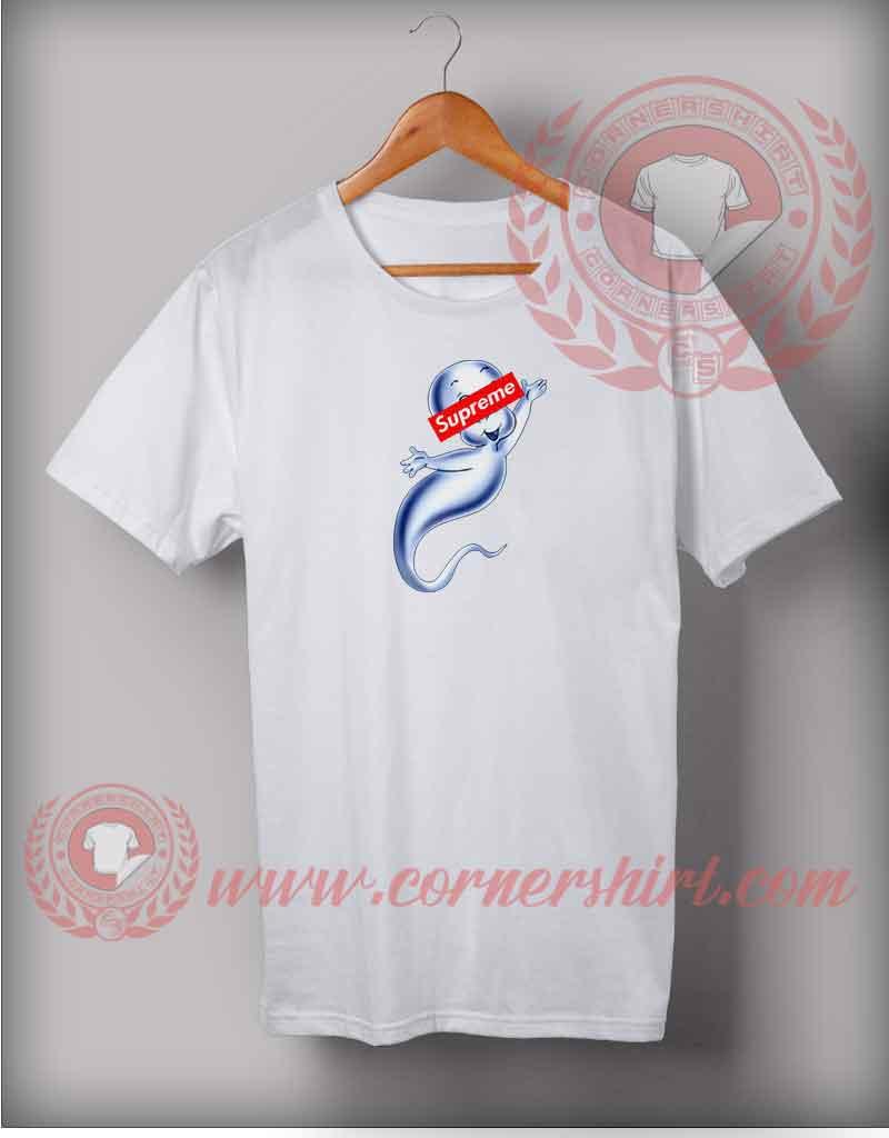 Casper Parody Halloween T Shirt - Halloween Shirts For Adults