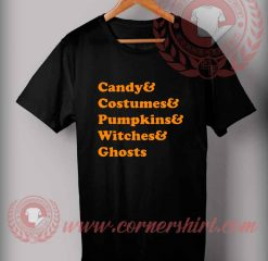All Family Halloween T Shirt