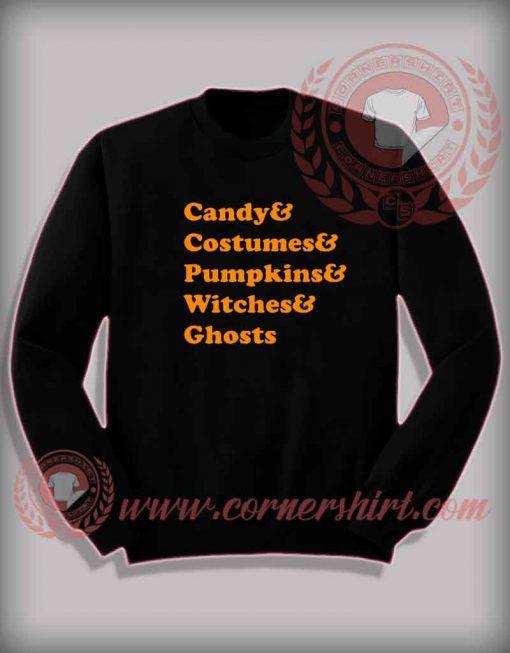 All Family Halloween Sweatshirt