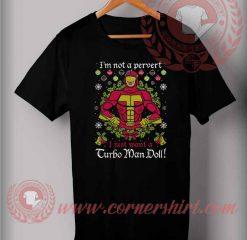 Im Not Pervert Ugly T shirt