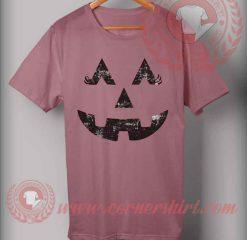 Jack O'latern Halloween T Shirt