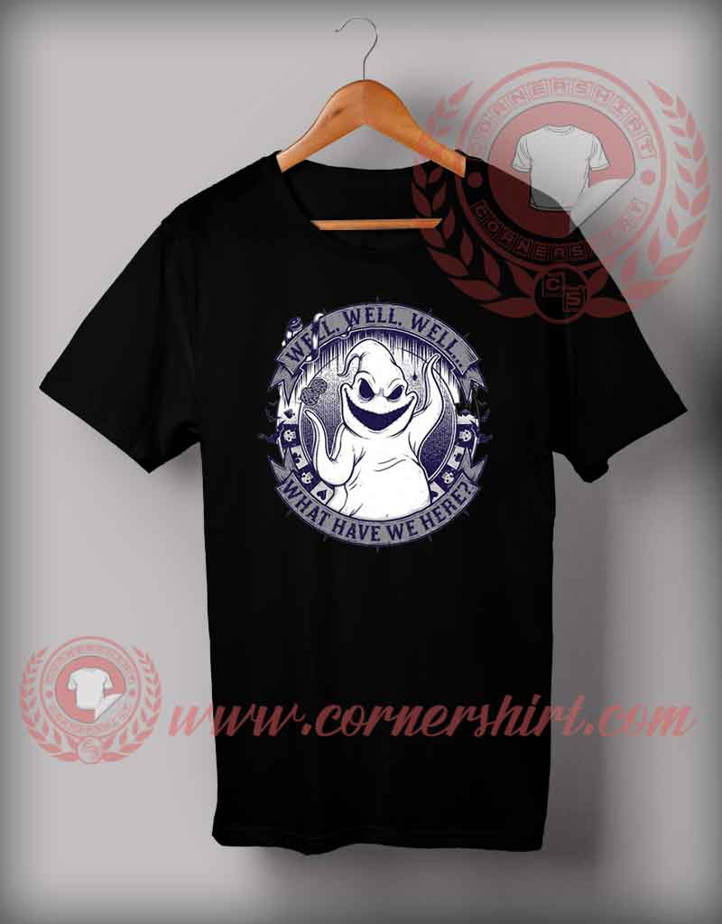 Nightmare Before Christmas T Shirt - Halloween Shirts For Adults