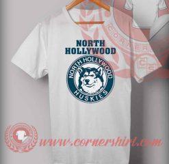 North Hollywood Logo T shirt