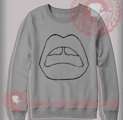 Open Mouth Sweatshirt