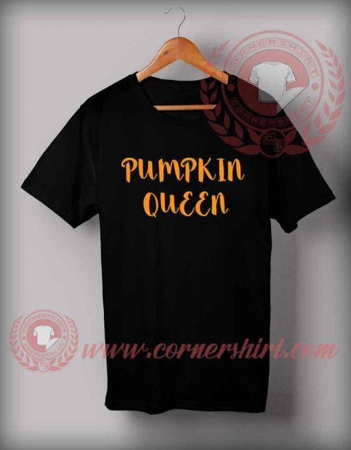 Pumpkin Queen Halloween T Shirt