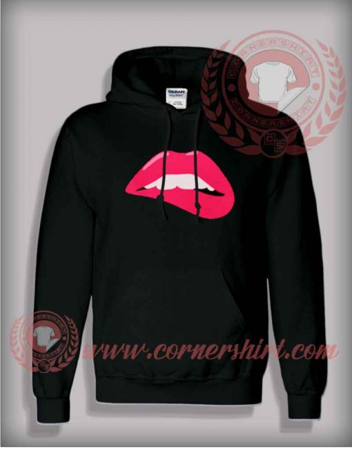 Sexy Lips Kylie Jenner Pullover Hoodie