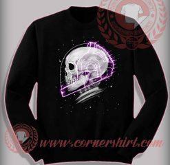 Skull Racer Sweatshirt