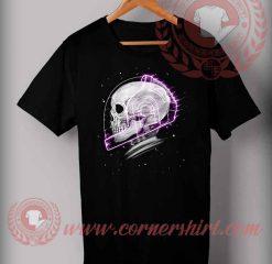 Skull Racer T Shirt
