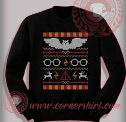The Sweater That Lived Sweatshirt