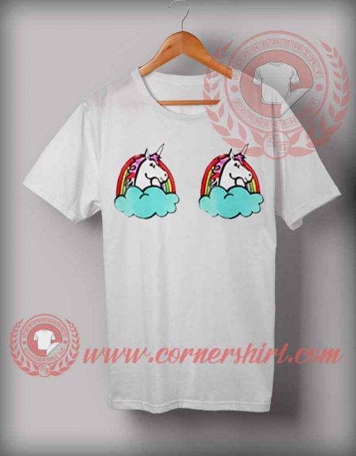 Unicorn Boobs T shirt