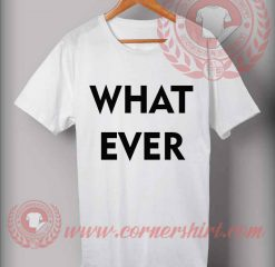 Whatever Lewis T shirt