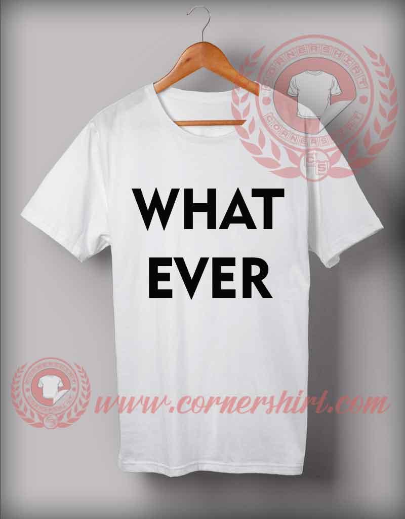 Whatever lewis t shirt cheap custom made t shirts for Budget custom t shirts