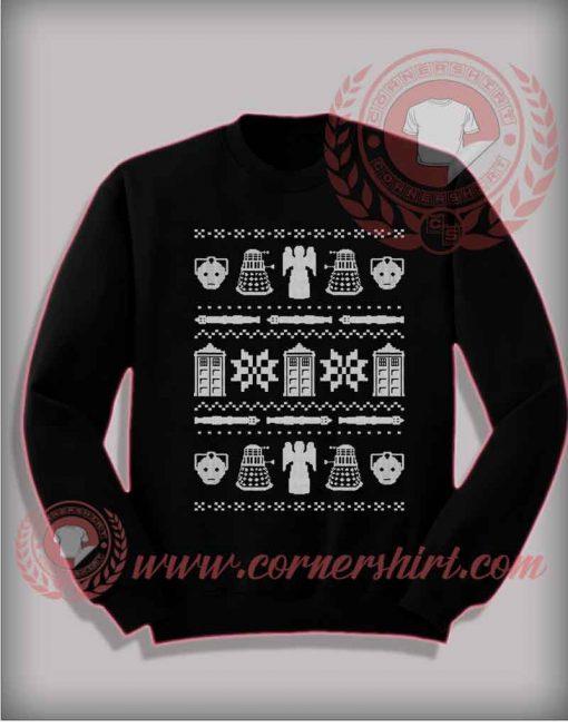 Who's Christmas ugly Sweatshirt