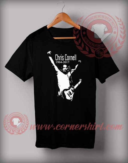 RIP Chris Cornell T shirt