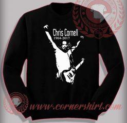 RIP Chris Cornell Crewneck Sweatshirt