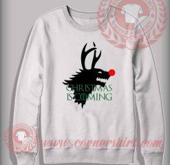 Stark Reindeer Christmas Sweatshirt