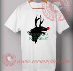 Christmas Is Coming Game Of Thrones Christmas T shirt