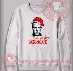 Christopher Walken Christmas Sweatshirt