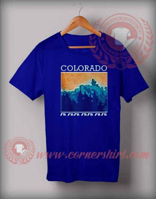 Colorado Unisex T shirt