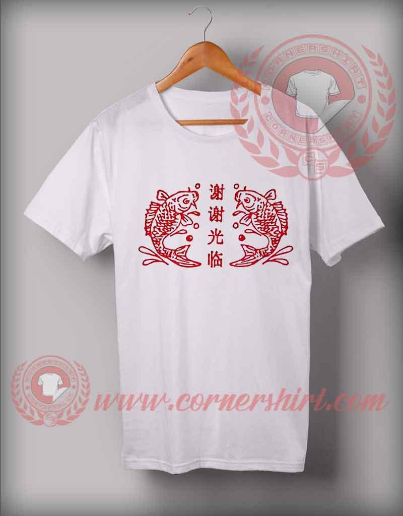 Harajuku Punk Omighty Custom Design T Shirts By