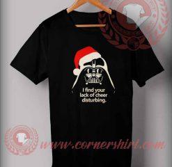 Santa Darth Vader Christmas T shirt