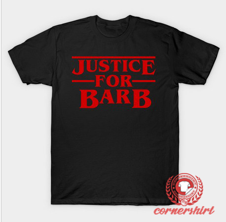 Justice for barb custom design t shirts on sale by for Custom t shirts for sale