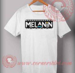 Melanin Custom Design T shirts