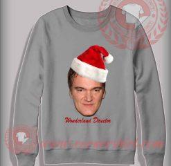 Quentin Tarantino Santa Claus Christmas Sweatshirt