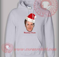 Quentin Tarantino Santa Claus Christmas Pullover Hoodie