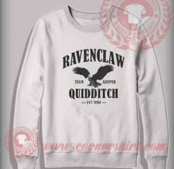 Ravenclaw Quidditch Harry Potter Sweatshirt