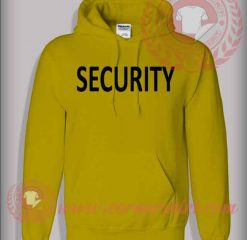 Security Pullover Hoodie